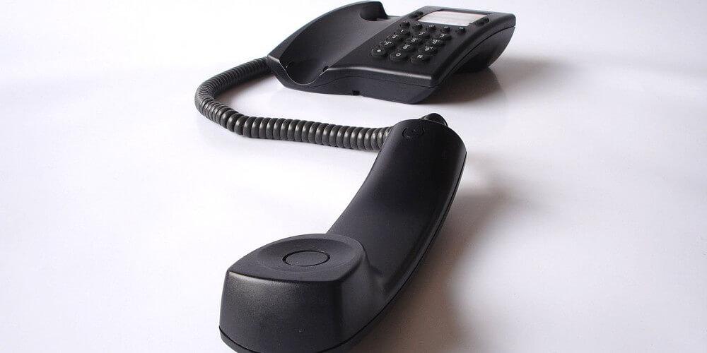 Gdy nagle wieczorem dzwoni telefon…