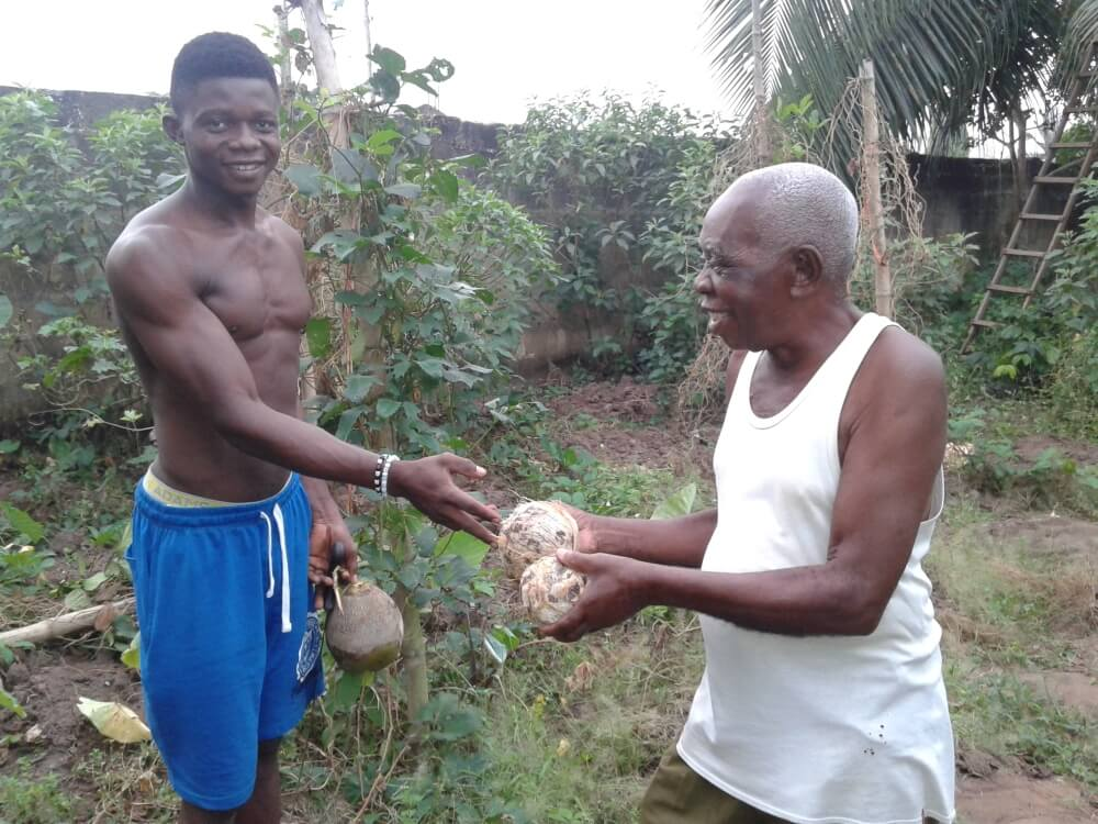 Duuuużo kokosów ;)
