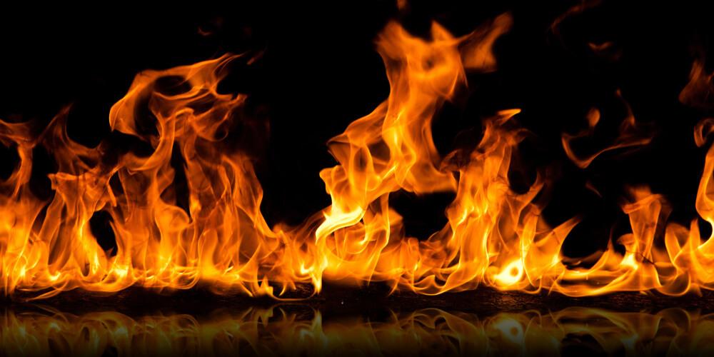 Jest ogień!